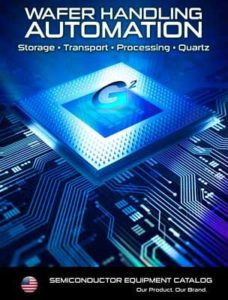 G2 Semiconductor and wafer handling products catalog cover image